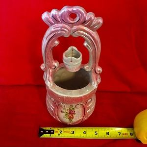 Accents - Vintage Deluxe Luster Wishing Well